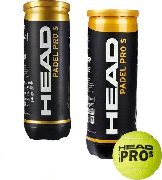 Head Padel Pro S Padelballen